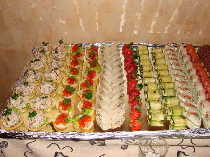 Что приготовить в тарталетках на закуску