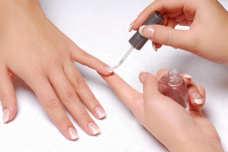 Как наносить гель лак на натуральные ногти
