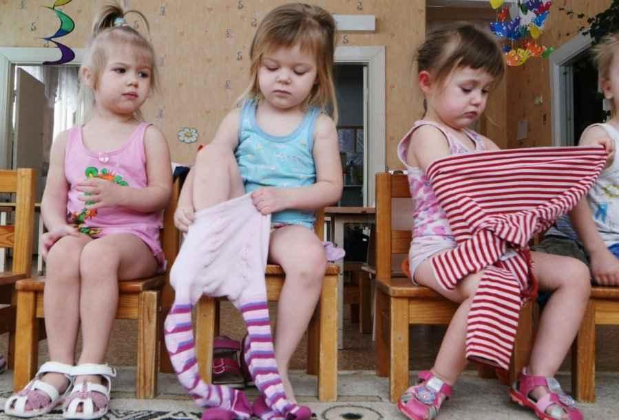 как стильно снять про дизнь в детском саду правильно