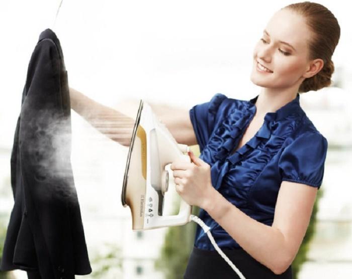 Чем почистит пальто в домашних условиях 362