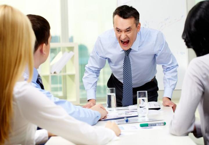 важно Как себя вести если начальница выживает с работы убежден, что