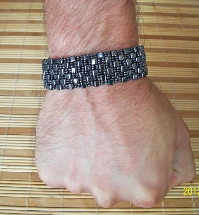 Создание мужских браслетов своими руками 100