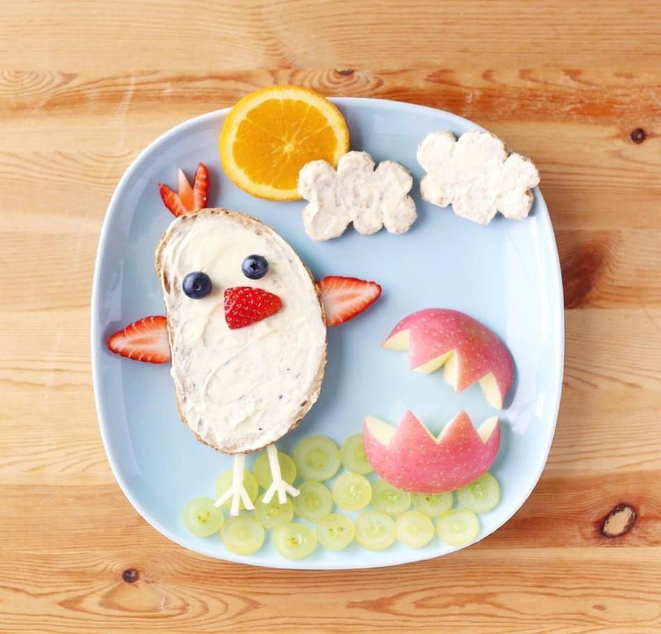 Детские блюда для детей фото