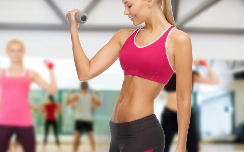 плеч рук видео упражнения похудения