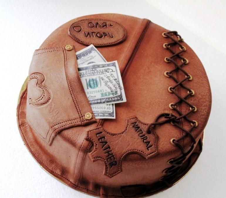 Торт на 3 года свадьбы: идеи, фото