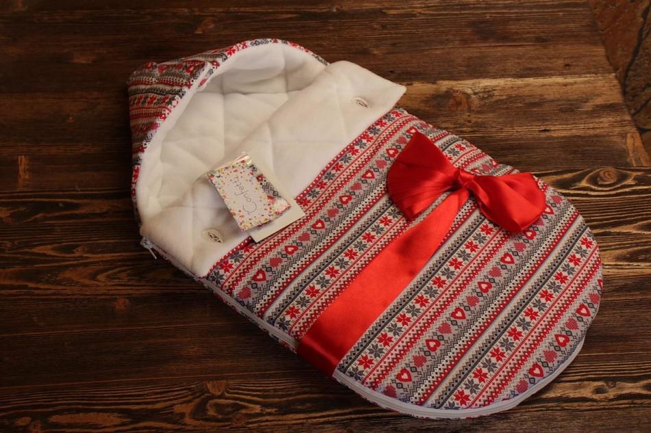 Самое необходимое для новорожденного зимой