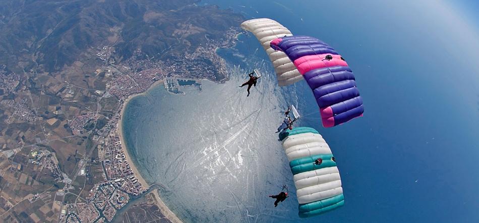 Skydive barcelona