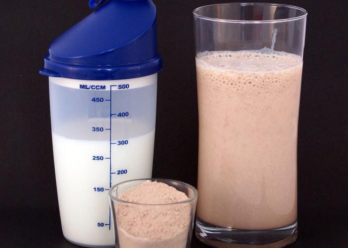 Протеиновый коктейль при беременности