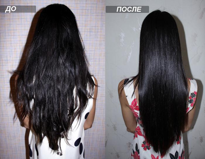 Уксус виноградный для волос