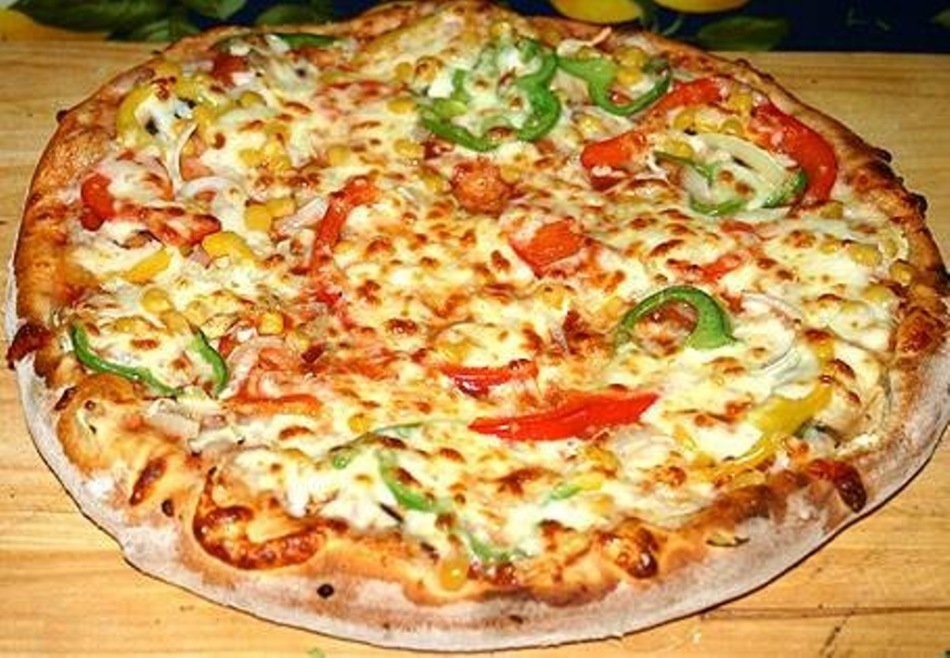 Простой начинки для пиццы