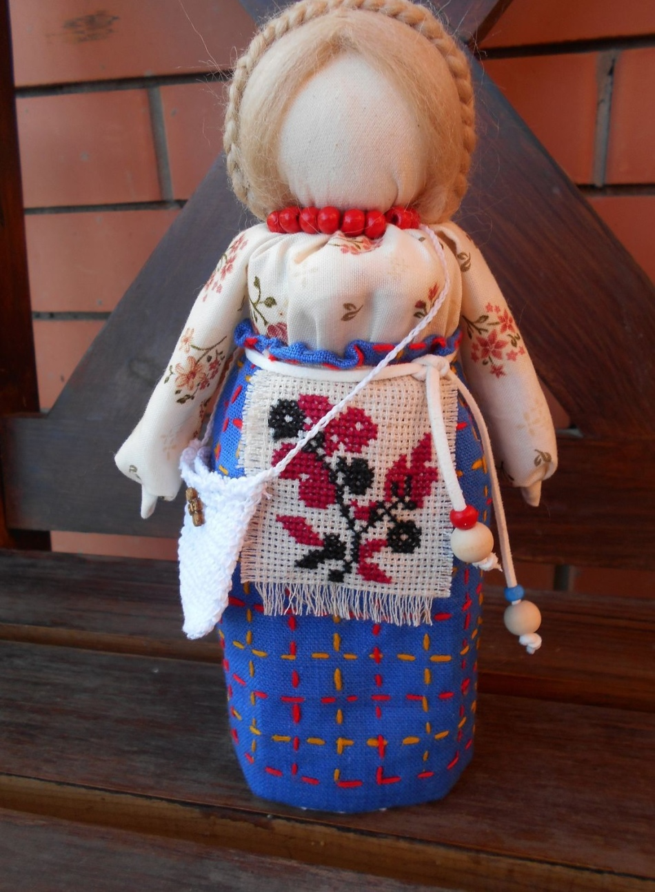 Куклы обереги для дома с фото мастер класс
