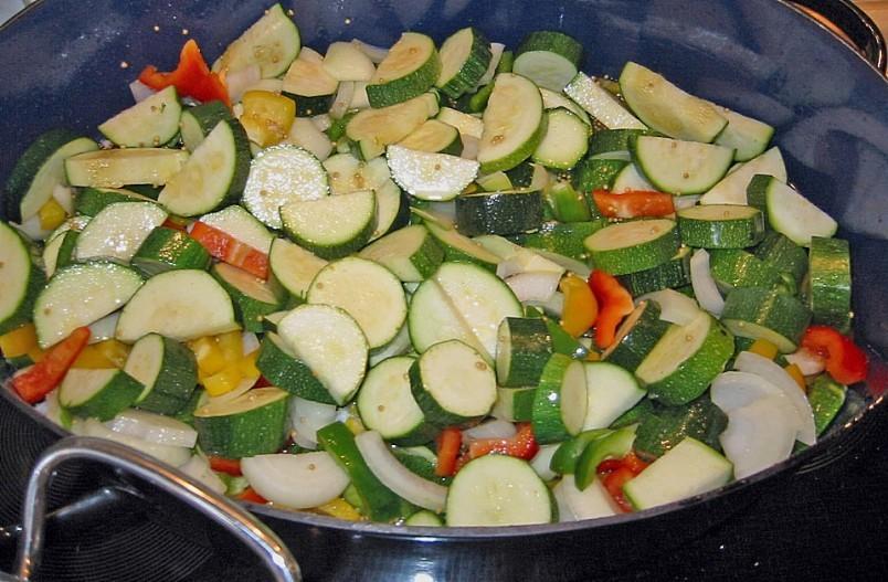 салат из капусты и кабачков на зиму рецепты с фото