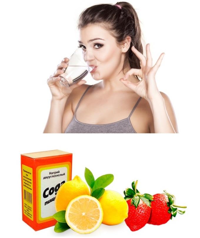 Сода для очищения организма по неумывакину