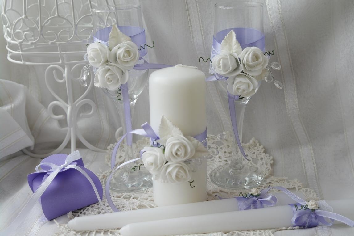 Cвадебные свечи своими руками: делаем, украшаем, идём 54