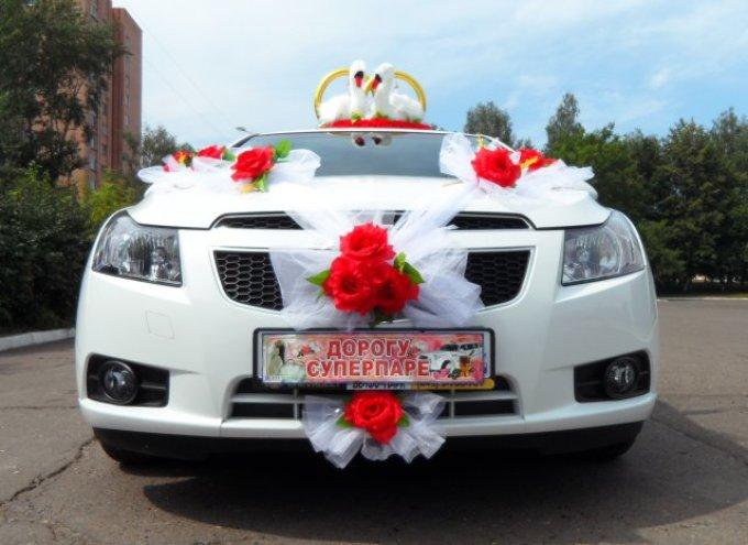 Примеры украшения свадебных машин своими руками