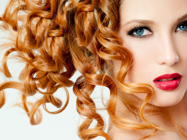 Как красиво накрутить волосы на длинные волосы