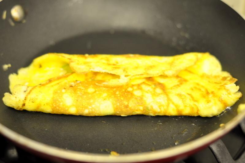 Омлет на сливках рецепт на сковороде