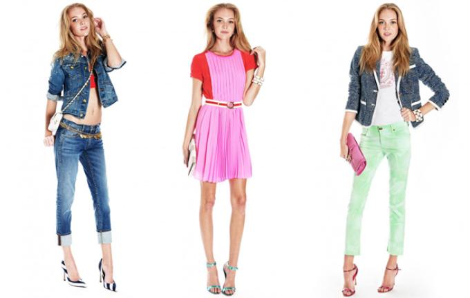 Модная одежда для 13 летнему девочке
