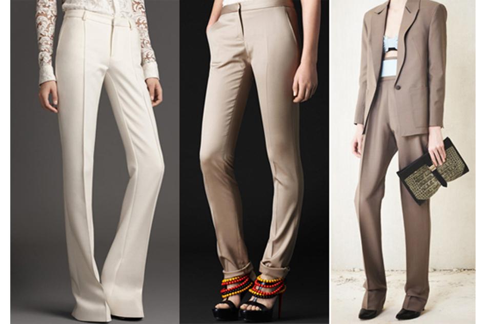 Сшить брюки женские классика 47