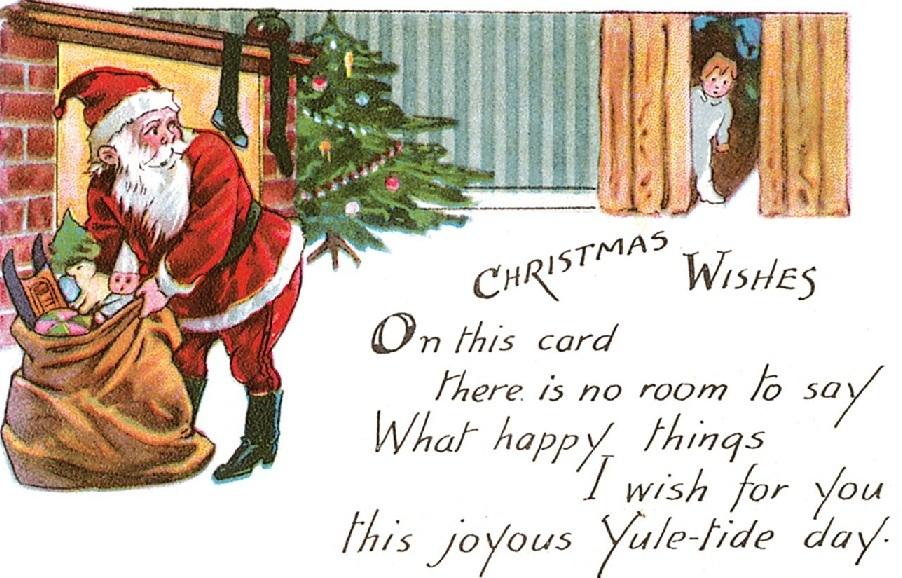 Поздравление на английском с рождеством