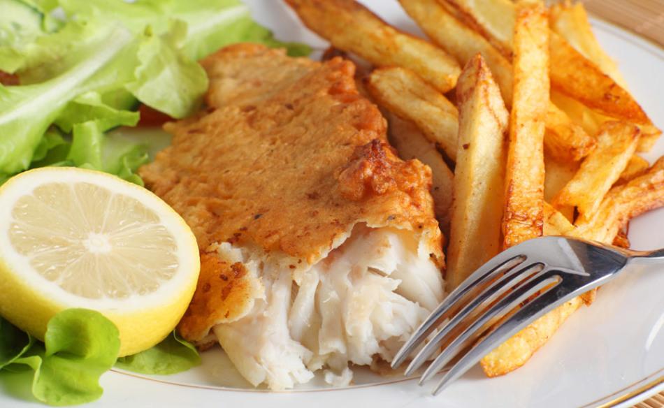 кляр для рыбы рецепт простой рецепт с фото