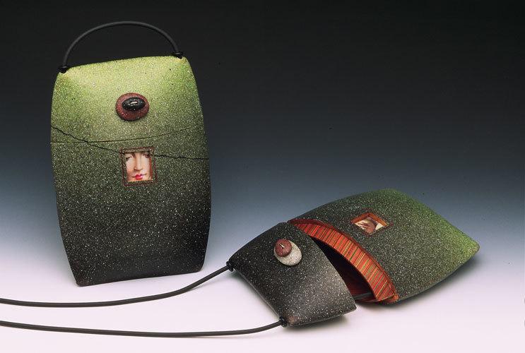 Оригинальные сумки своими руками из картона и плотной ткани