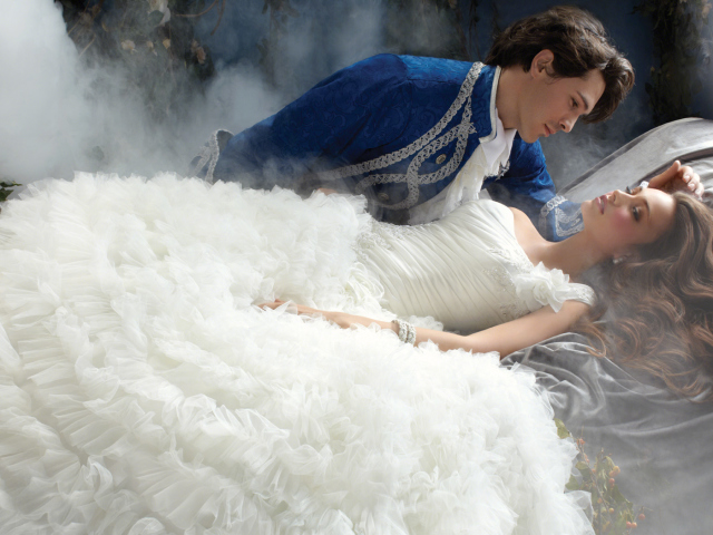 Свадебное платье на себе во сне