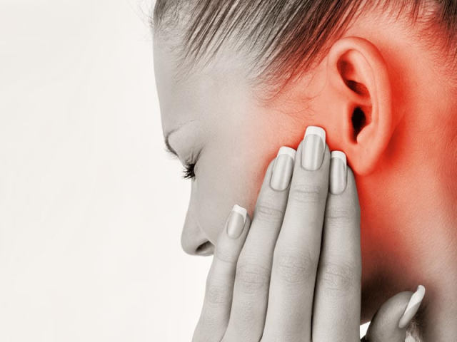 Чем лечить ухо во время беременности