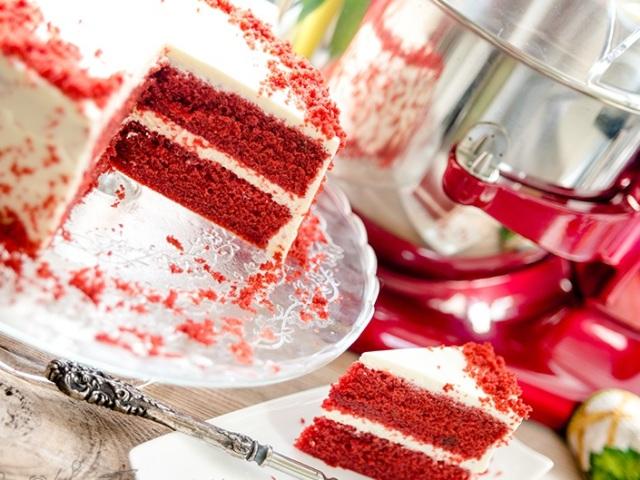 Торт красный бархат рецепт пошагово от александра селезнева