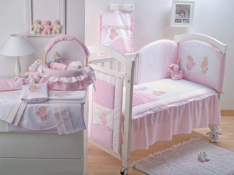 Детская кровать. что необходимо купить для кроватки новорожденному?