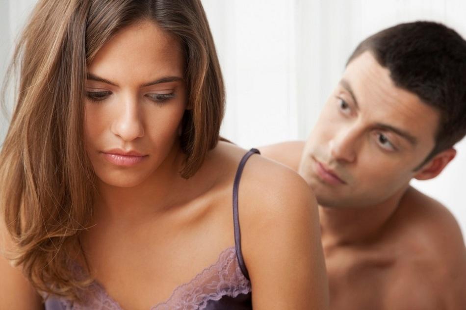 Как заниматься сексом с фригидной женщиной
