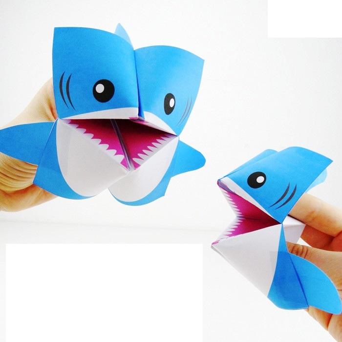 Веселые картинки про акул  Лагуна акул