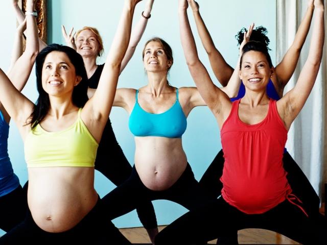 Дыхательный тренинг для беременных 74