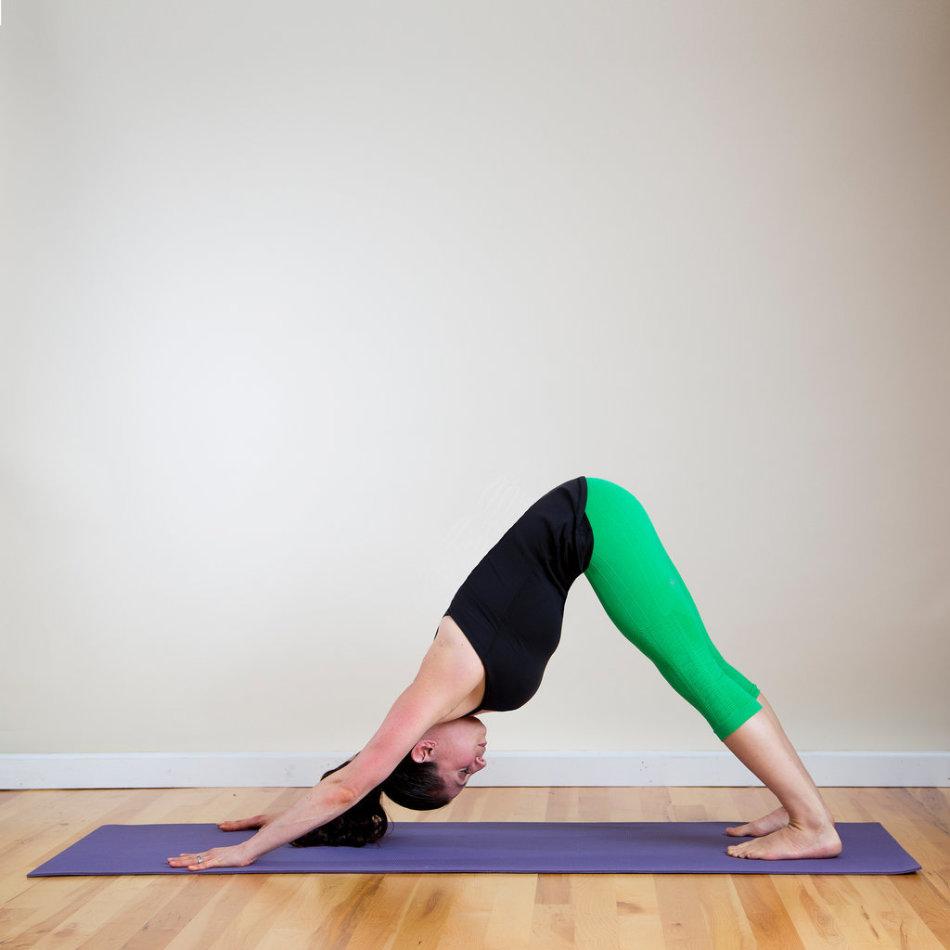 Видео йоги для начинающих в домашних условиях