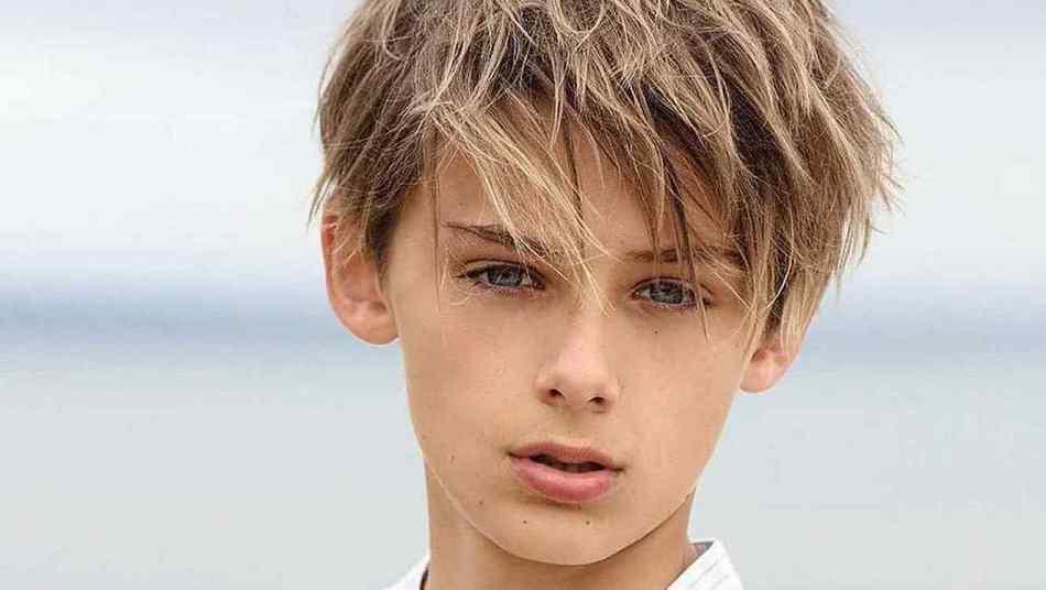 красивые мальчики фото дети