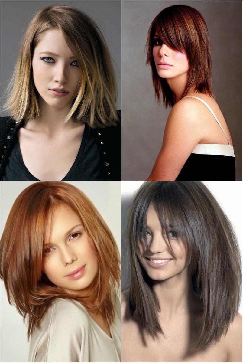 Модные причёски на короткие волосы 2018 женские фото