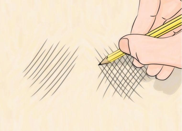 Поэтапное рисование спящей собаки: основной рисунок — шаг 8