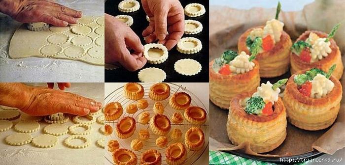 Тесто для тарталеток своими руками