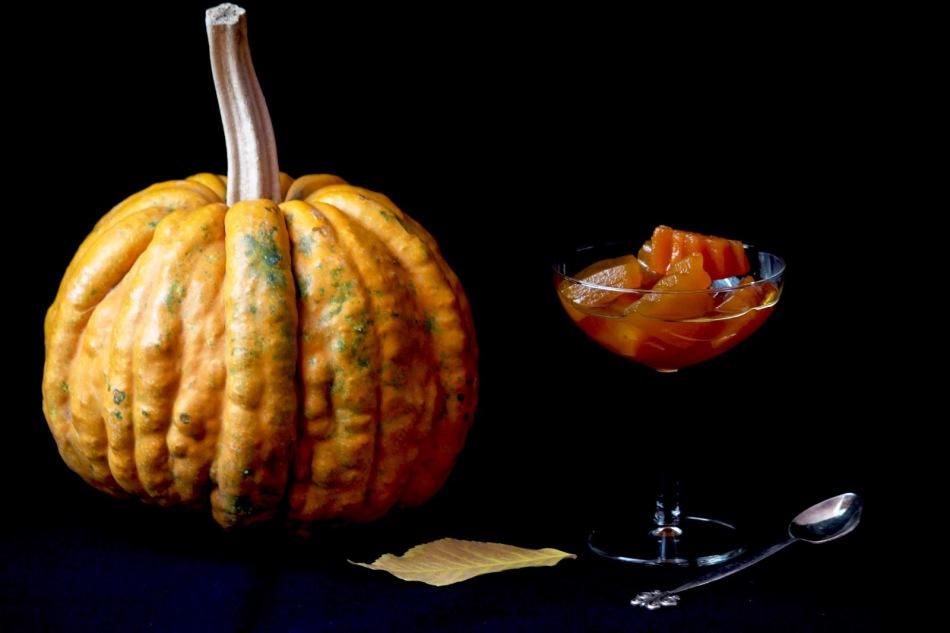 Варенье из апельсина и тыквы