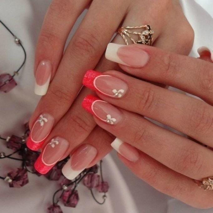 Украшения на розовую свадьбу своими руками
