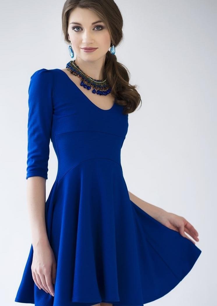 Сшить красивое платье для дома