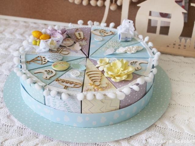 Торт пожеланий своими руками