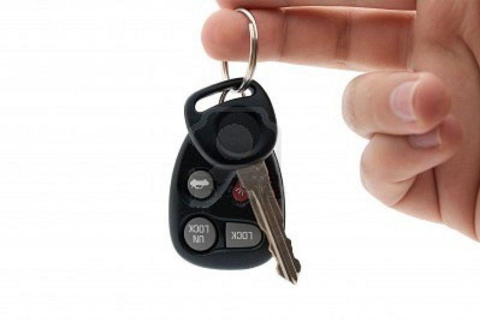 Машины от ключи снятся