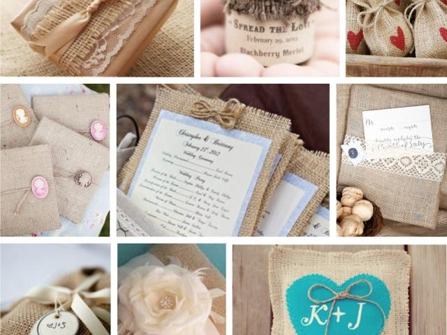Подарки льняная свадьба