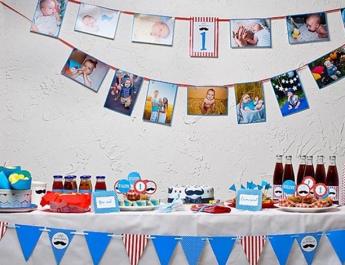 60 идей декора на день рождения ребенка своими руками 94
