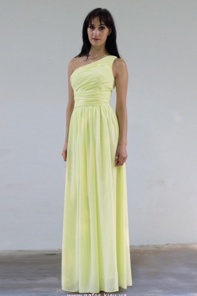 Из трикотажа может получиться хорошее простое платье без выкройки
