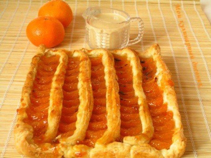 Пирог из мандаринов рецепт с в духовке 166