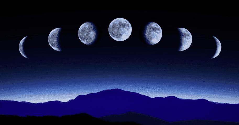 Продавать на растущую луну