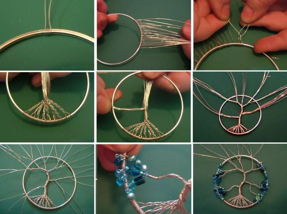 Как сделать своими руками оберег браслет