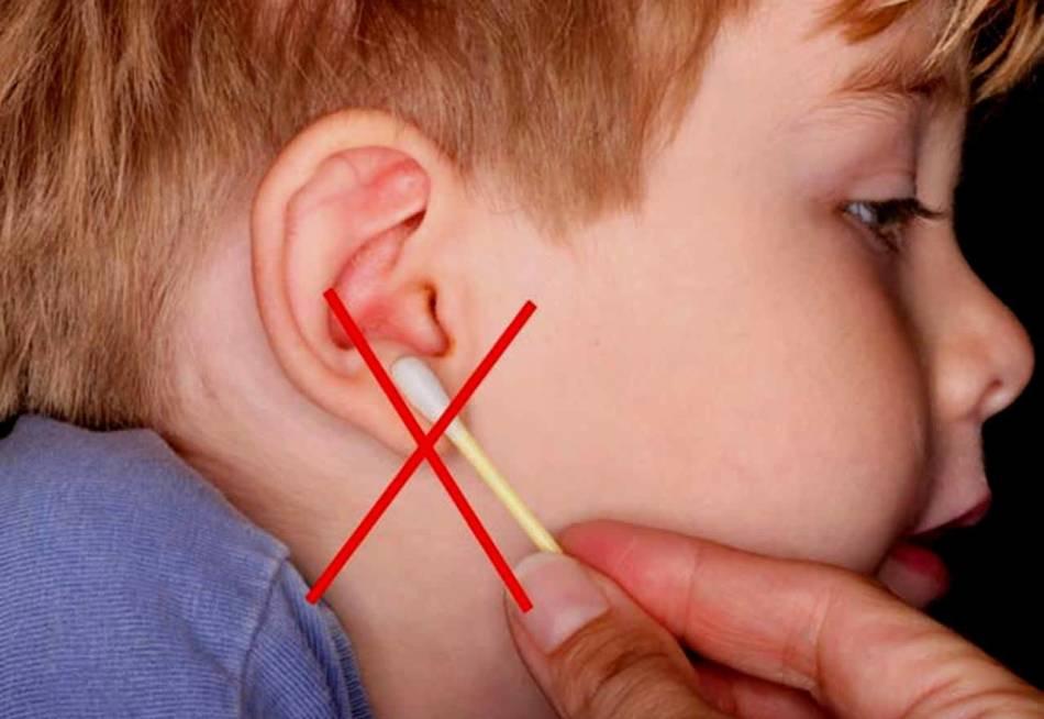 Вода в ушах. Причины, симптомы и признаки, удаление 41